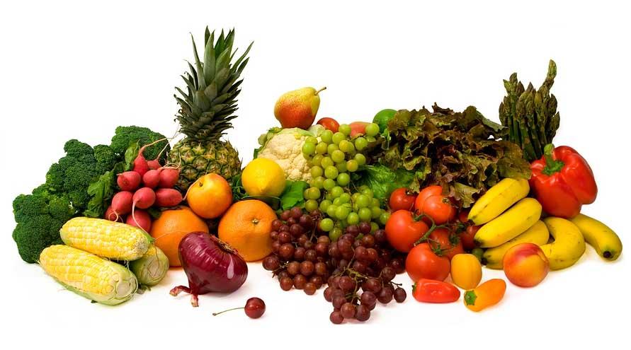 hani me teper perime dhe fruta