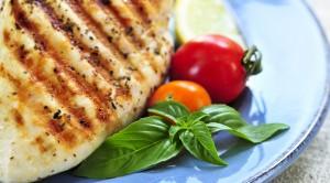 diete me proteina dhe perime